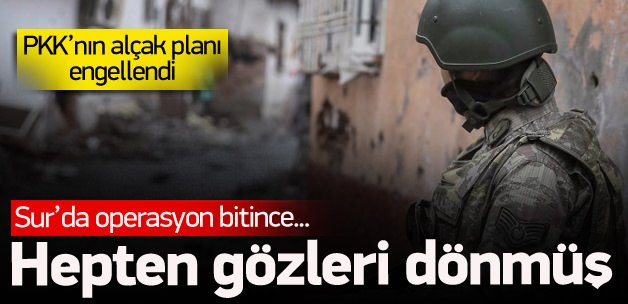 PKK'nın katliam planı engellendi