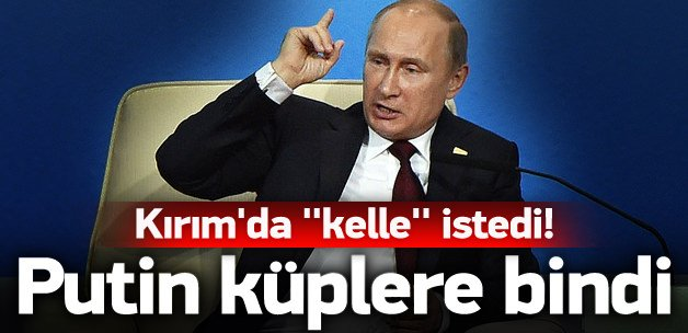 Putin çok kızdı, açık açık tehdit etti