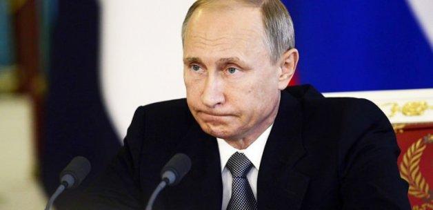 Putin'e kendi halkından şok!