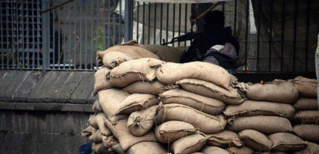 PYD'nin keskin nişancı timi Sur'da yok edildi