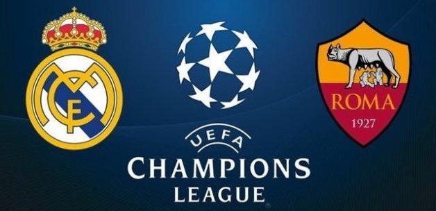 Real Madrid-Roma maçı saat kaçta, hangi kanalda yayınlanacak