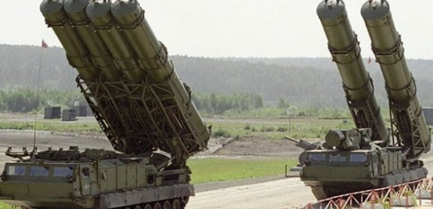 Rusya'dan İran'a S-300 darbesi