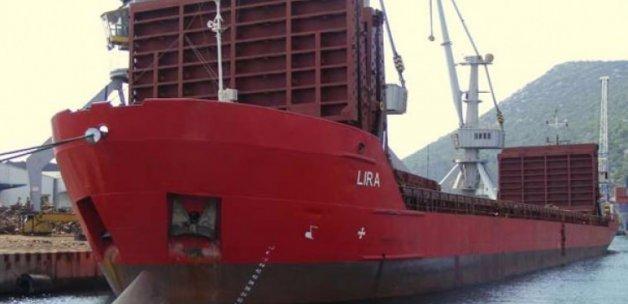Rusya Türk gemisini tutukladı