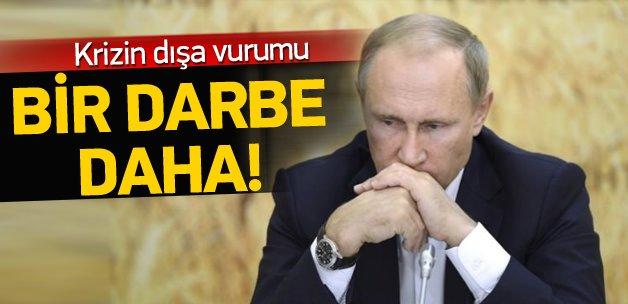 Rusya'ya bir darbe de Moddy's'ten!
