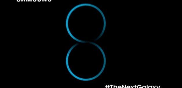 Samsung paylaştı! Galaxy S8 mi Geliyor?