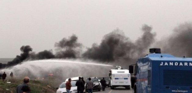 Selahattin Demirtaş'ın programı öncesi olaylar çıktı