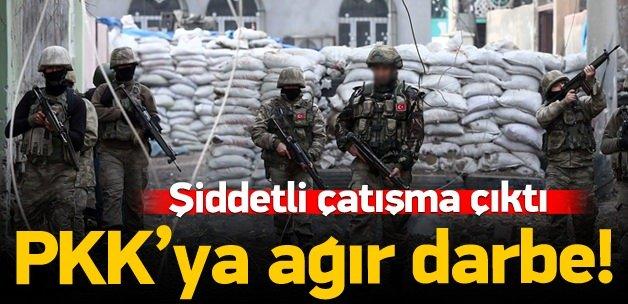 Şiddetli çatışma çıktı: 16 PKK'lı öldürüldü!