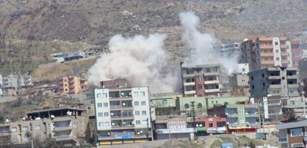 Şırnak'ta 4 PKK'lı etkisiz hale getirildi, 43 EYP imha edildi