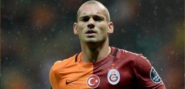 Sneijder Cruyff'u unutmadı