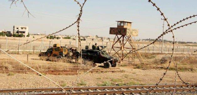 Suriye'den Jandarmaya roket atıldı