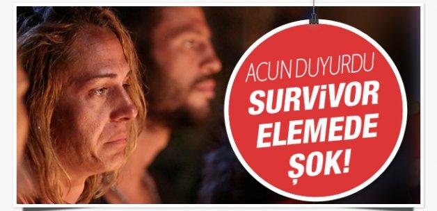 Survivor 2016 SMS sonuçları survivordan kim elendi?