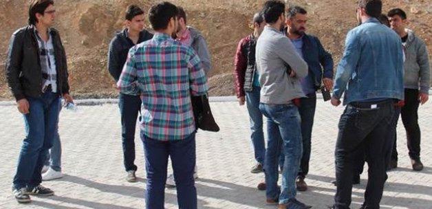 Suşehri'nde öğrenci kavgası, 25 gözaltı
