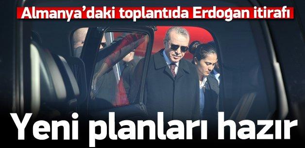 Tek hedefleri Erdoğan'ı devirmek!