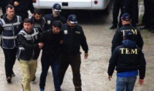 Terör operasyonunda 11 tutuklama