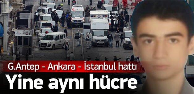 Terörist Mehmet Öztürk de aynı hattı kullanmış