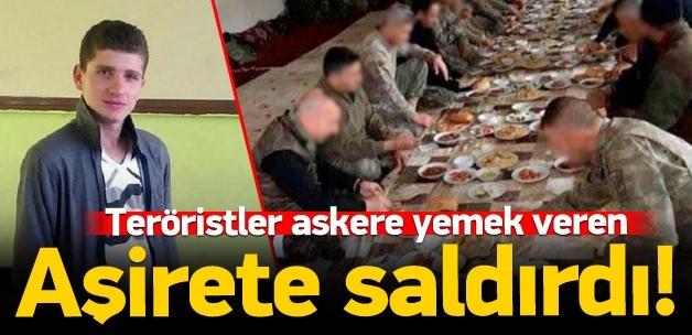 Teröristler vatandaşı taradı: Ölü ve yaralılar var
