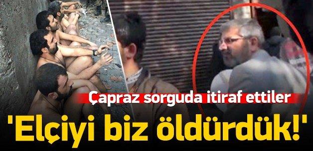 Teslim olan PKK'lılar: Tahir Elçi'yi biz öldürdük!