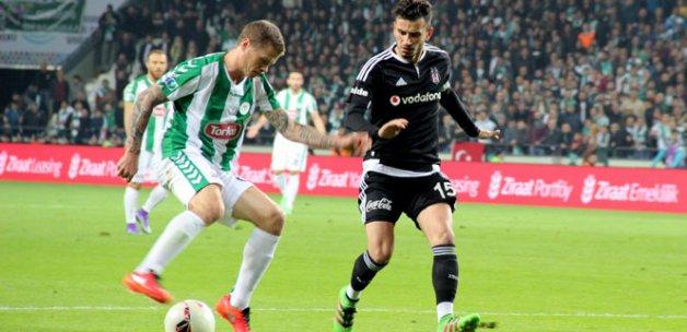 Torku Konyaspor 0 Beşiktaş 0