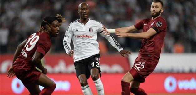 Trabzonspor Beşiktaş maçı 11'leri