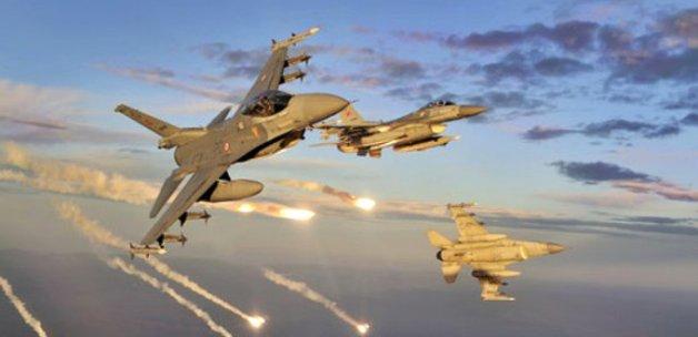 TSK, Ankara Saldırısı Sonrası Kandil'i Bombaladı!