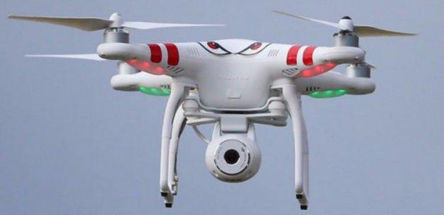 """Tunceli'de """"drone"""" kullanımı yasaklandı"""