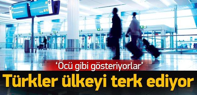 Türk işadamları Rusya'yı bir bir terk ediyor!