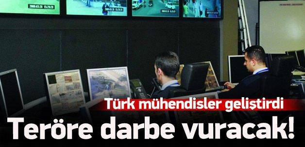 Türk mühendisler geliştirdi! Teröre darbe vuracak