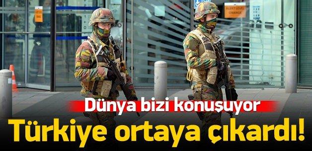 Türkiye, AB'nin güvenlik zaaflarını ortaya çıkardı