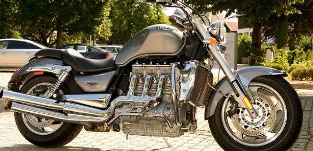 Türkiye'de motosiklet sayısı patladı