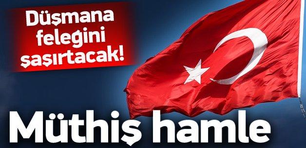 Türkiye'den müthiş hamle