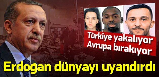 Türkiye iade ediyor, Avrupa serbest bırakıyor