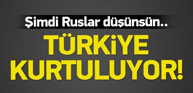 Türkiye, Rus gazı bağımlılığından kurtuluyor!