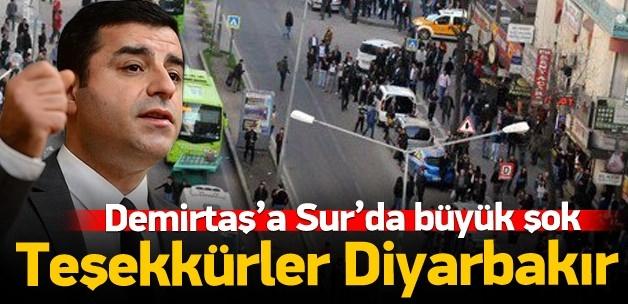 Valilik Diyarbakır halkına teşekkür etti