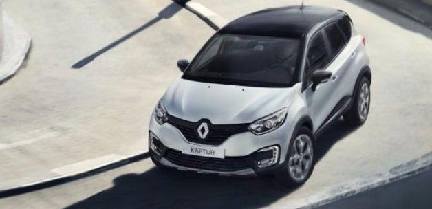 Ve Ortaya çıktı... İşte Renault Kaptur!