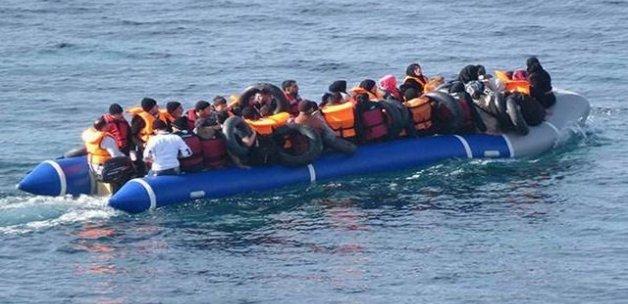 Yine mülteci faciası! 13 ölü, çok sayıda kayıp