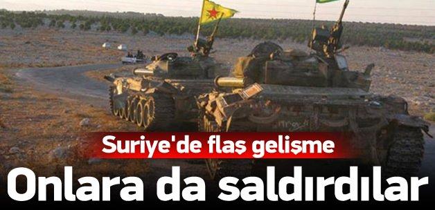 YPG'den beklenmedik hamle