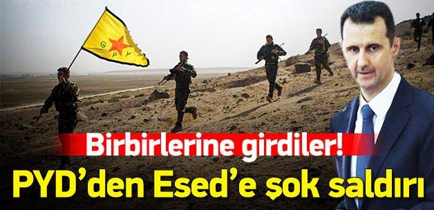 YPG, Esed rejimine saldırdı: 60 askeri alıkoydu