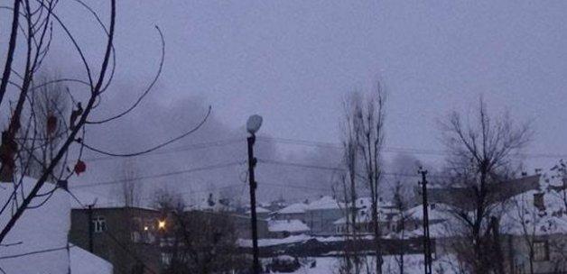 Yüksekova'da top ve silah sesleri duyuluyor