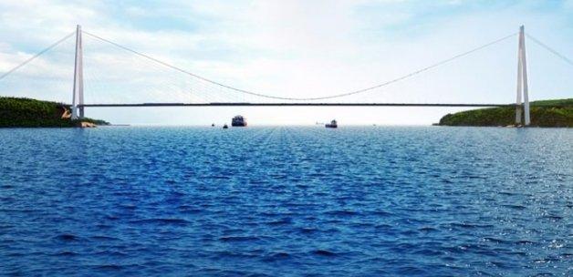3.Köprü yabancının da ilgisini çekti