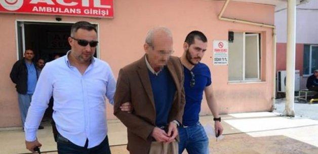 70 yaşındaki tacizci ikinci kez yakalandı