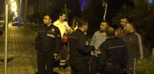 Adana'da Seyir Halindeki Aracı Taradılar: 1 Ölü, 1 Yaralı