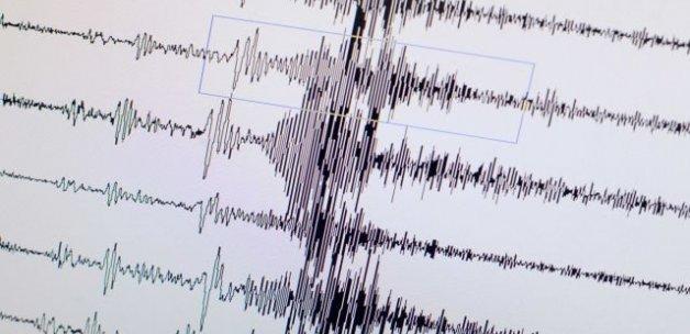 Akdeniz'de 4.6 büyüklüğünde deprem oldu