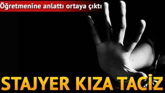 Akyurt'ta liseli kızı taciz eden personel şefi tutuklandı