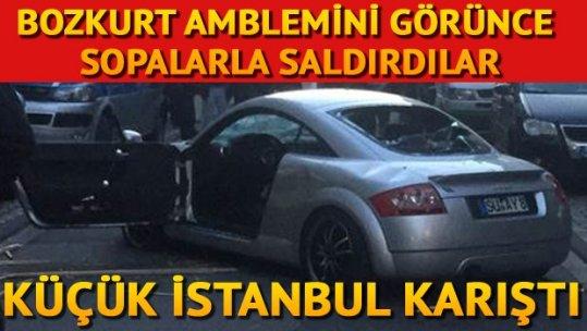 Almanya'da PKK yandaşları saldırdı, olaylar çıktı...