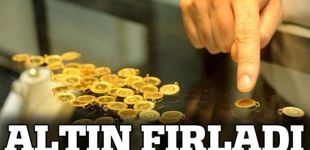 Altın fiyatları 7 haftanın en yükseğinde