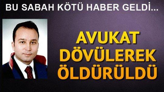 Ankara Barosu'na üye avukat Abdülkadir Böke, başına aldığı darbeler sonucu öldü