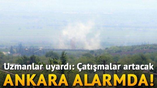 Ankara'da Kilis alarmı!
