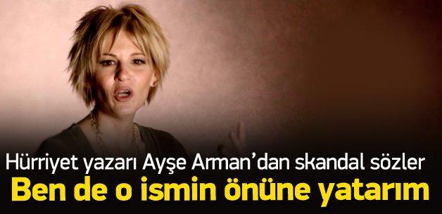 Arman: Kılıçdaroğlu yüzde yüz haklı