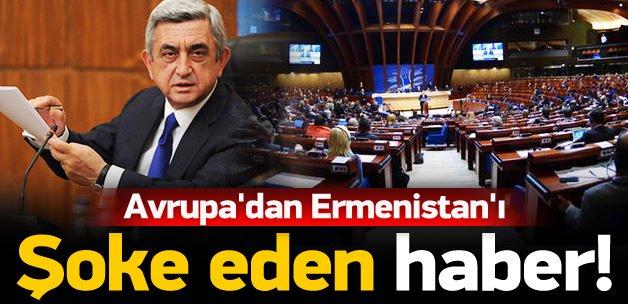 Avrupa'dan Ermenistan'ı şok eden çağrı