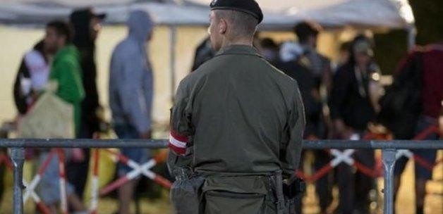 Avusturya sınırlarını ordu koruyacak